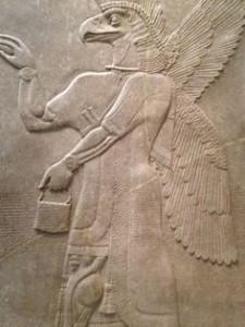 Djin. Nimrod Mesopotamia