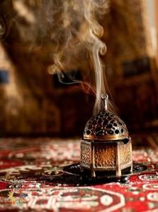 Incense Burner on Mat