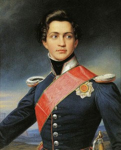 King Otto I of Greece