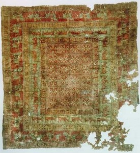 The Pazyryk Carpet