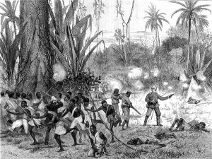 The second Ashanti War breaks out in Africa