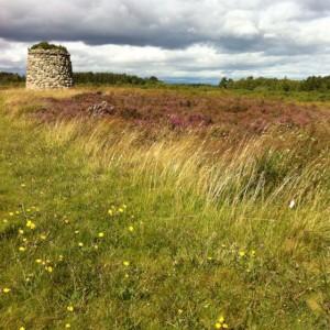 Culloden battlefield today.