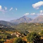 Mount Psiloritis. Crete