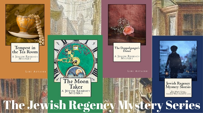 The Jewish Regency Mystery Series