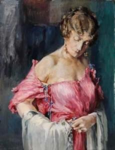 Portrait of Henrietta Fortuny