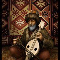 Blog 38  11/08/2016 The Dawn of Turkish Literature: The Book of Dede Korkut.