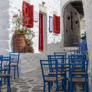 A LITERARY WORLD: GREECE. An Interview with Luke Christodoulou.