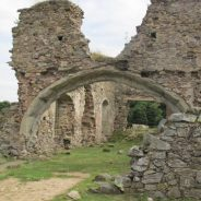 Blog 41 03/10/2016 Postcards from a Leicestershire Village: Grace Dieu Priory and a Famous Playright.