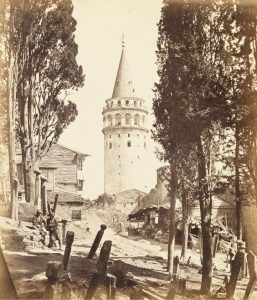 galata-tower1854-1855james-robertson