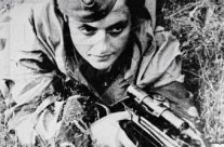 Blog 56 15/09/2017 Lady Death: The Deadliest Female Sniper of WWII
