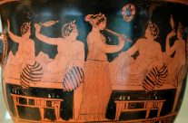 Blog 62 18/12/2017 Ancient Greece: The Golden Age of the Banquet.