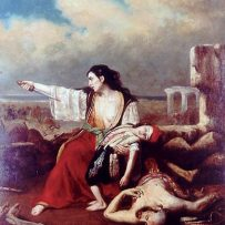 Blog 64 23/03/2018  Women of the Greek War of Independence: Manto Mavrogenous and Moscho Tzavela