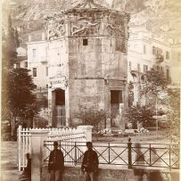Blog 69 15/09/2018 Strolling through Athens: The Tower of the Winds.