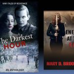 BLOG 71 14/10/2018 A LITERARY WORLD: WWII The Darkest Hour. An Interview with Mary D. Brooks