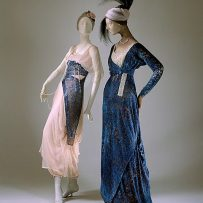 Blog 81 12/05/2019 Couturiers of the Belle Époque:  Jeanne Hallée
