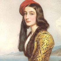 "Blog 105 25/3/2021 A LITERARY WORLD: Katerina ""Rosa"" Botsaris"