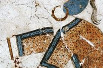 Blog 106 21/04/2021 A LITERARY WORLD: Minoan Textiles and Costume